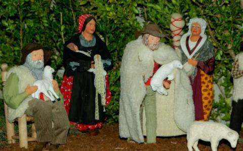 Tradition Provençale: les santons