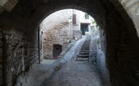 Guided tour of Gordes