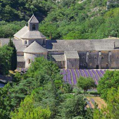 Hôtel Le Jas de Gordes - abbaye de sénanque