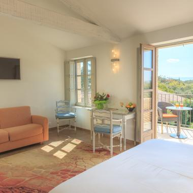 Hôtel Le Jas de Gordes - Chambre