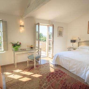 Hôtel Le Jas de Gordes - Chambre Prestige