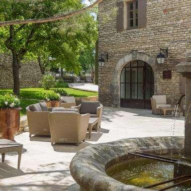 Hotel Le Jas de Gordes - Garden