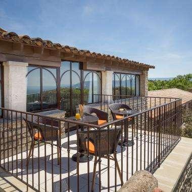 Hotel Le Jas de Gordes - Terrace